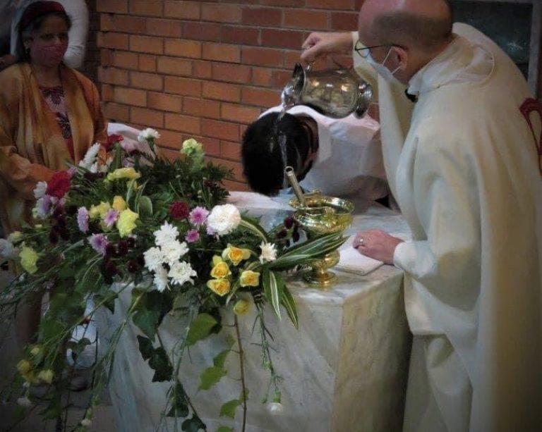 RCIA-Baptism